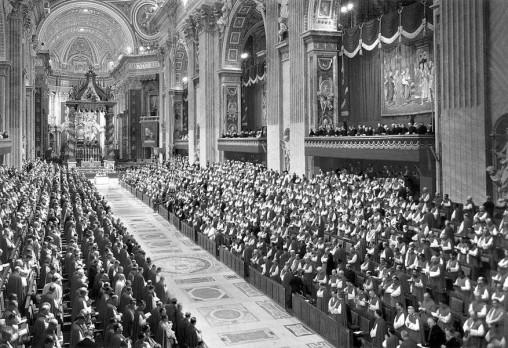 KONCIL, Drugi Vatikanski koncil, 1962.